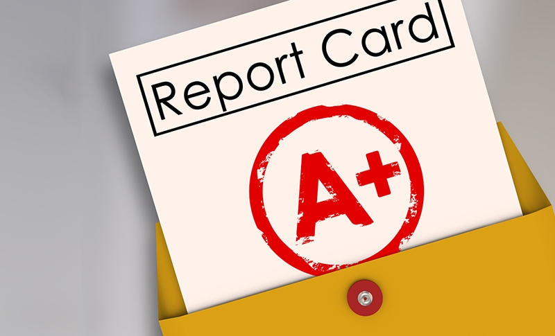 The Business Report Card: Using Surveys to Achieve an A+ Performance